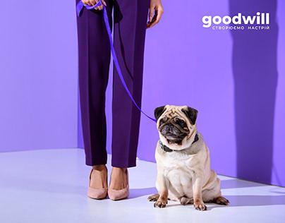 Goodwill – create a mood
