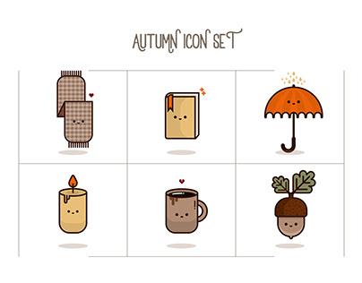 Autumn Icon Set