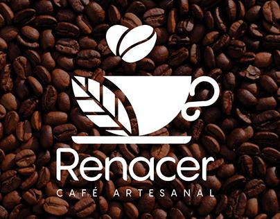 Café Renacer - Isologo