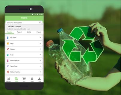 Waste Tracker I App