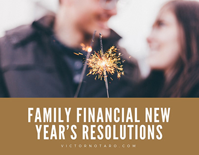 Family Financial New Year's Resolutions