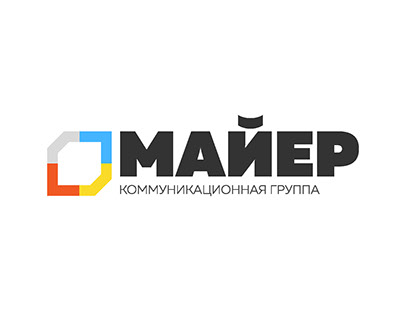 "Логотип для компании ""Майер"""