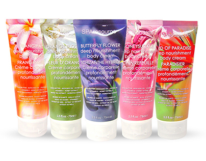 Floral (body care collection)