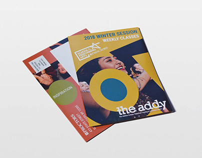 The Addy Winter Session Mailer