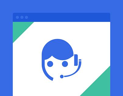 UVdesk Helpdesk - MVP UI/UX Design