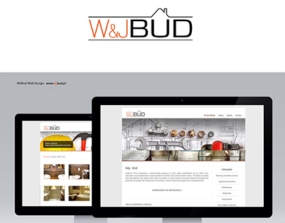 WJBud - logo, web desing & car wrap
