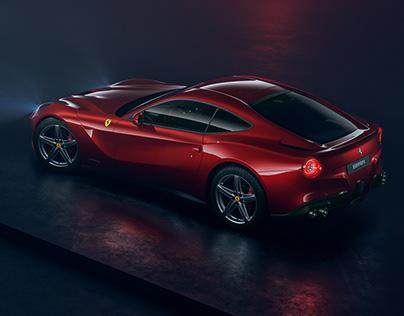 Ferrari F12 Berlinetta | CGI