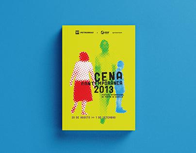 CENA CONTEMPORÂNEA 2013