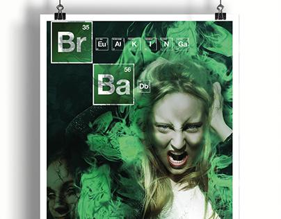 Movie Poster Breaking Bad