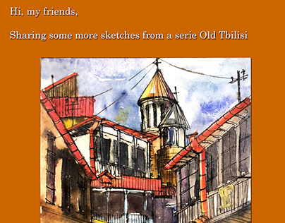 Old Tbilisi Sighseeings