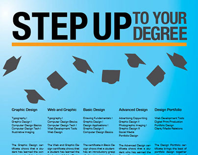 Step up to your degree