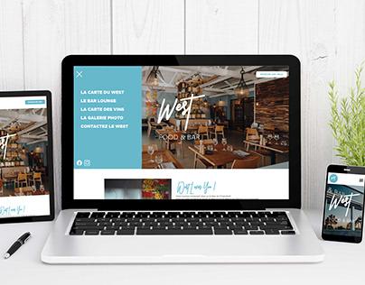 website - WEST Food&Bar