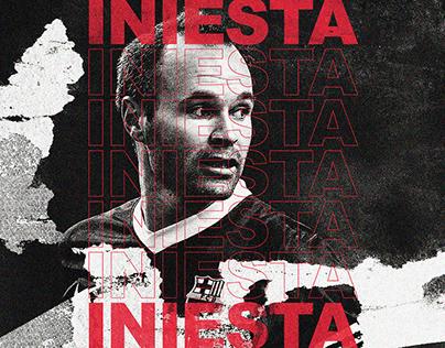 Para Andrés Iniesta.