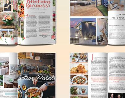 Editorial/Magazine Design