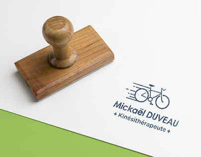 [ LOGO ] Mickaël Duveau