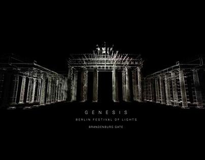 GENESIS (Festival of Lights 2015, Berlin)