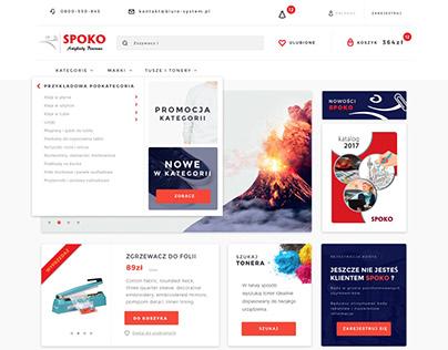 SPOKO - eCommerce
