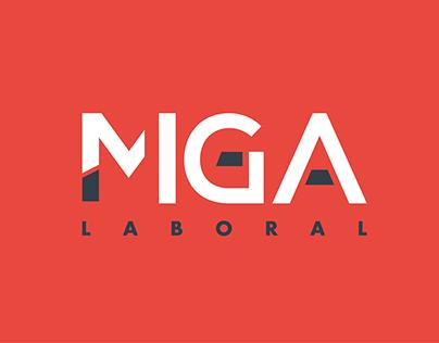 MGA Laboral · Branding