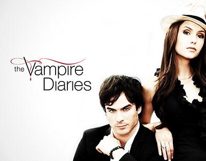 Vampire Diaries Campaign, Warner Bros