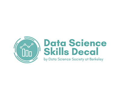 Data Science Skills Decal Logo Design