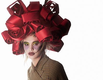 Editorial: 'Rebelde Obsesión' for Vogue Mexico