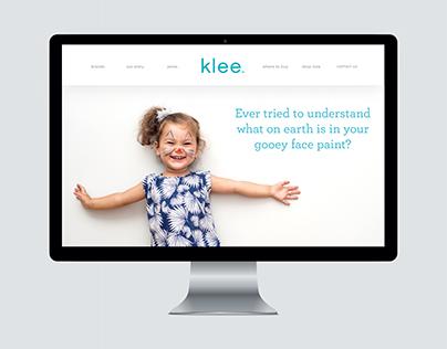 Klee Website