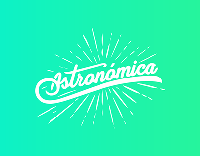 Branding: Astronómica