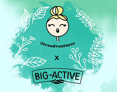 Ivoadventures x Big-Active