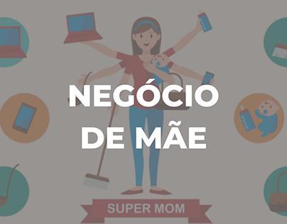 UX Design   NEGÓCIO DE MÃE