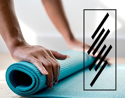 Fitness-center logo
