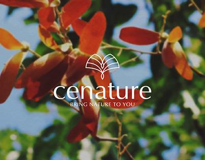 Cenature Cosmetic - Brand Identity