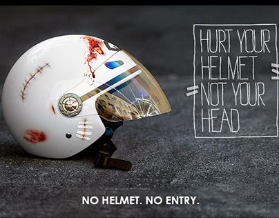 Helmet - Mailer