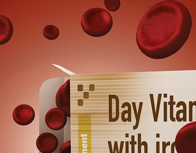 Day Vitamin Flyer