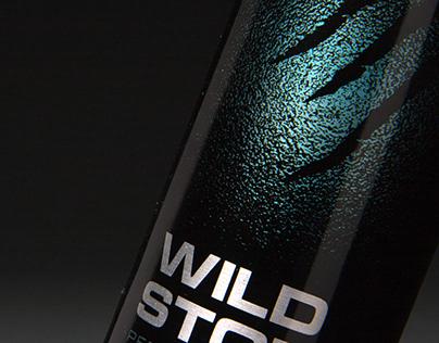 Wild Stone perfume body spray packaging