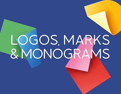 Logofolio: Logos, Marks & Monograms