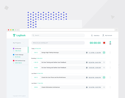 Logbook Desktop App