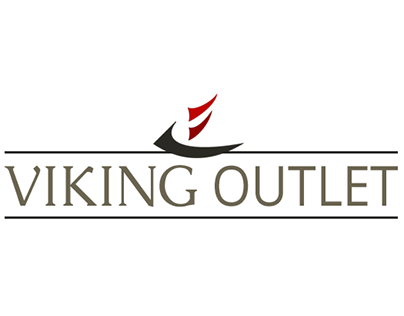 Logo design: Viking Outlet