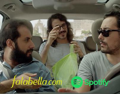 Falabella ft Spotify