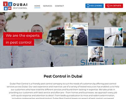 Dubai Pest Control