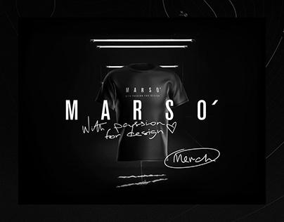 Marso'. Merch