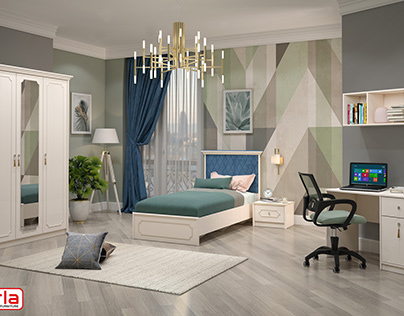 Perla Furniture - Elba Bedroom set
