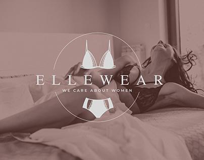 """Logo """" Underwear Brand """""""