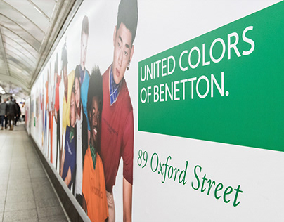UNITED COLORS OF BENETTON SS18