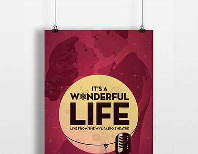 It's a Wonderful Life Show Art