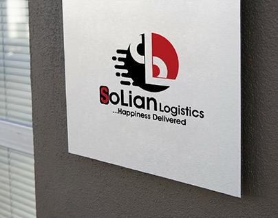Logo For Solian Logistics