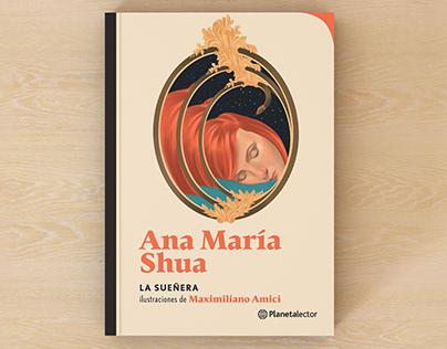 La Sueñera. Book Illustrated