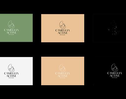 Camellia Active - Minh Hieu - Logo Creation 20K04D