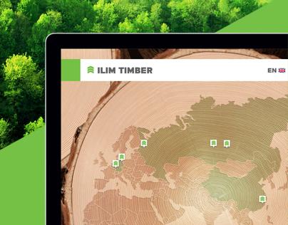 Site ILIM TIMBER