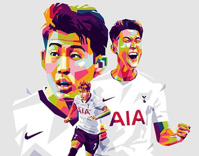 Football Player Illustrations