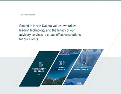 Fjell Capital Website